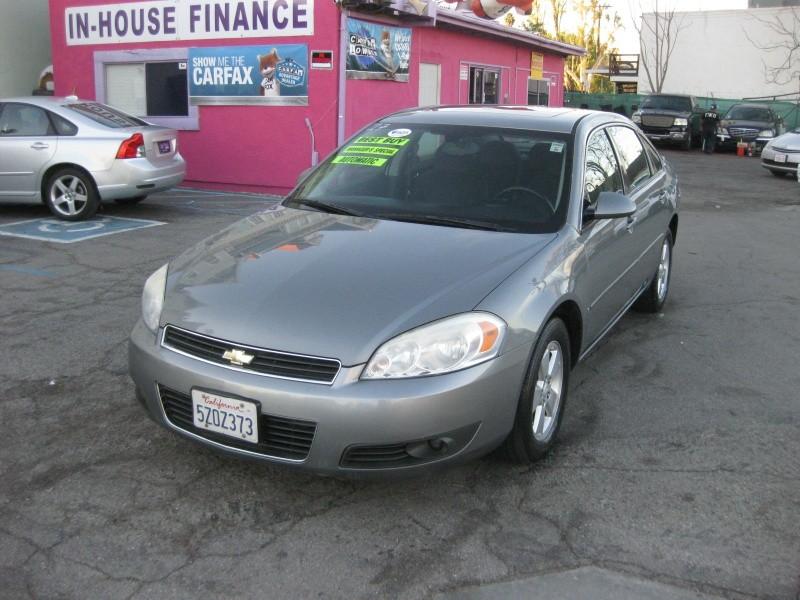 2007 Chevrolet Impala Lt >> 2007 Chevrolet Impala 4dr Sdn 3 9l Lt