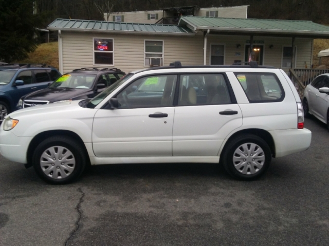 2008 Subaru Forester (Natl)