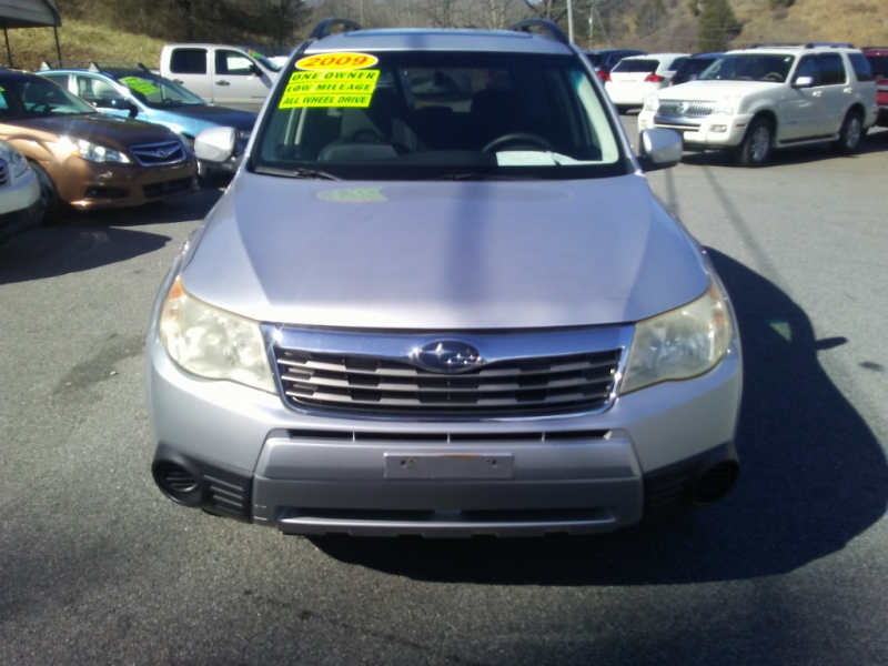 Subaru Forester (Natl) 2009 price $7,995