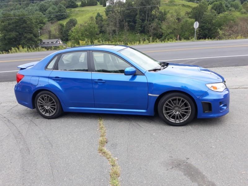 Subaru Impreza Sedan WRX 2012 price $13,995