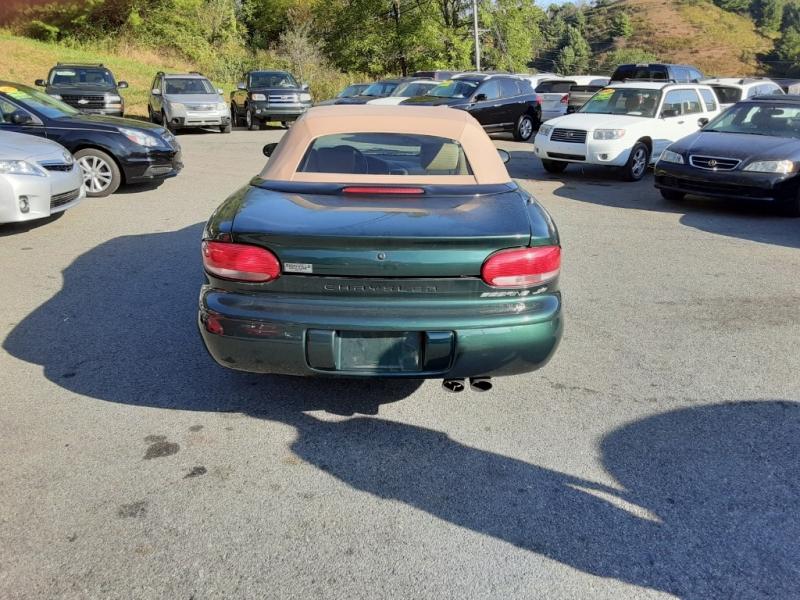 Chrysler Sebring 1997 price $3,995