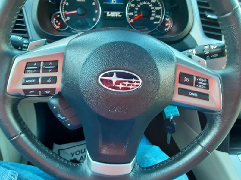 Subaru Outback 2014 price $16,995