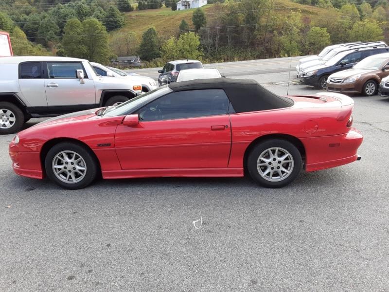 Chevrolet Camaro 2001 price $8,995