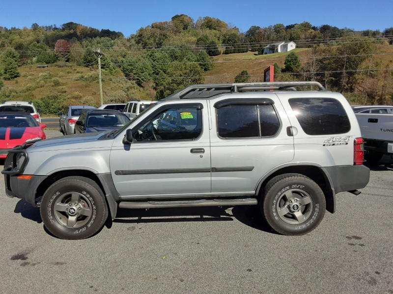 Nissan Xterra 2003 price $7,995