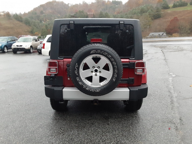 Jeep Wrangler Unlimited 2011 price $19,995