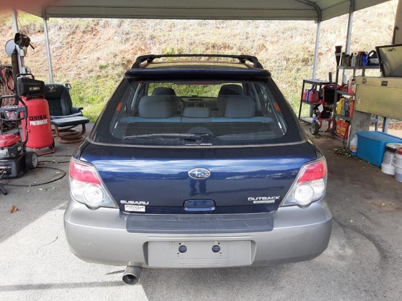 Subaru Impreza Wagon 2006 price $2,995