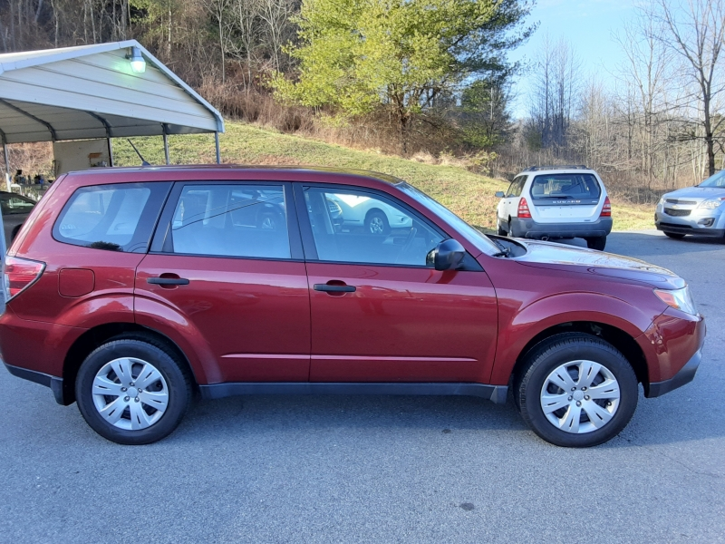 Subaru Forester 2009 price $8,995
