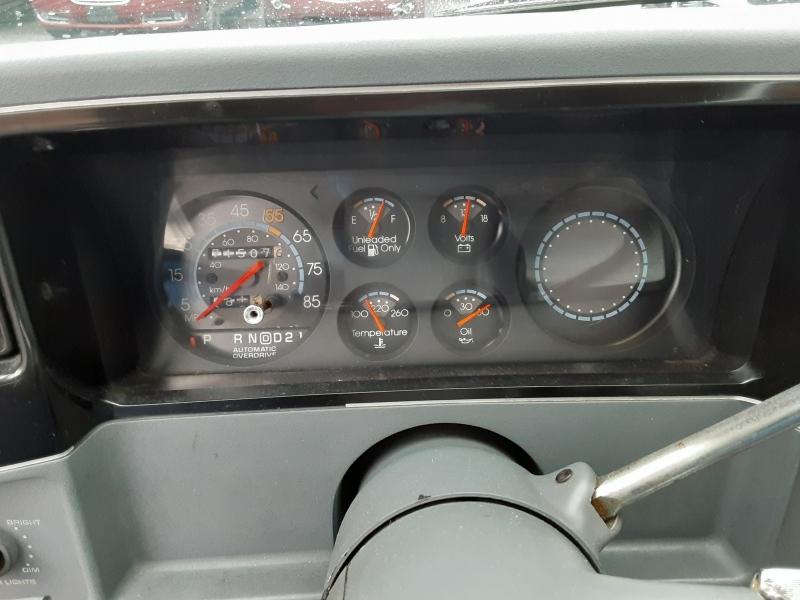 Chevrolet EL Camino 1987 price $7,495