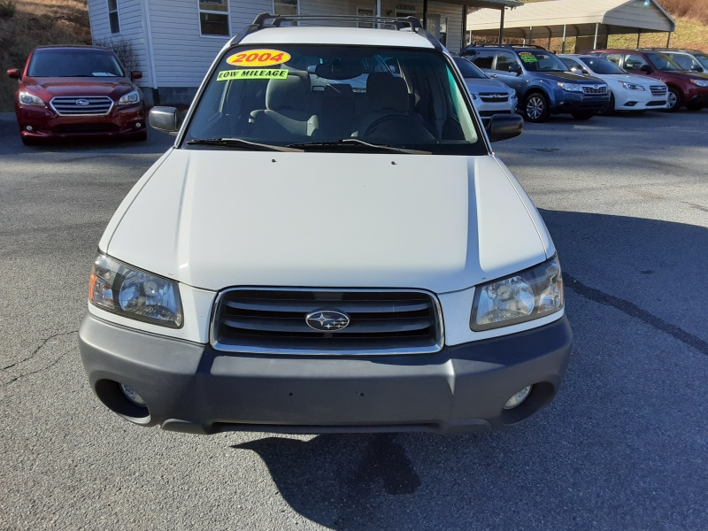 Subaru Forester (Natl) 2004 price $8,995