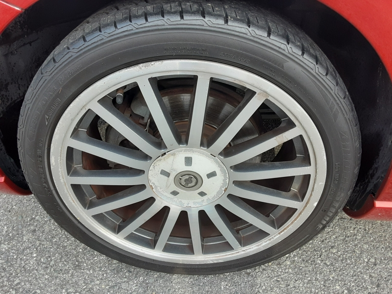 Chrysler Crossfire 2005 price $5,995