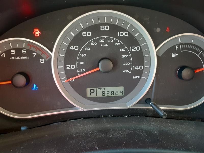 Subaru Impreza Wagon 2011 price $9,995