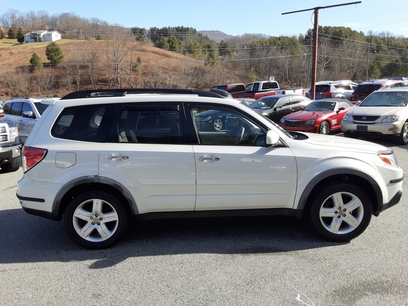 Subaru Forester (Natl) 2009 price $9,995
