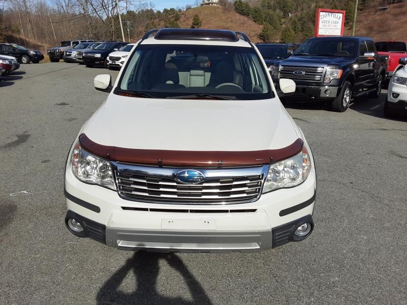 Subaru Forester (Natl) 2009 price $9,995