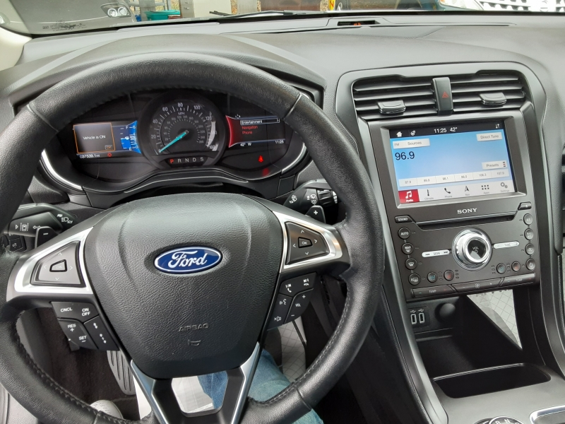 Ford Fusion 2019 price $19,995
