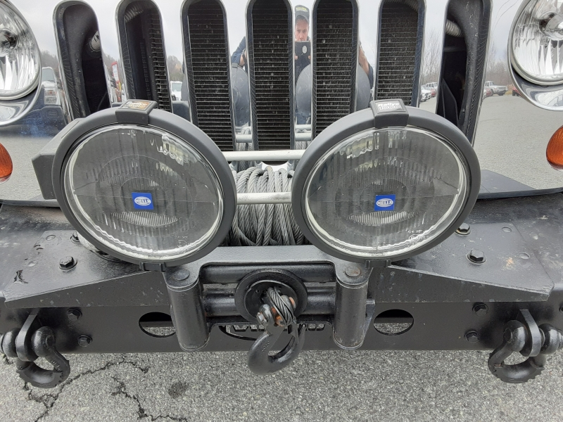 Jeep Wrangler 2008 price $12,995