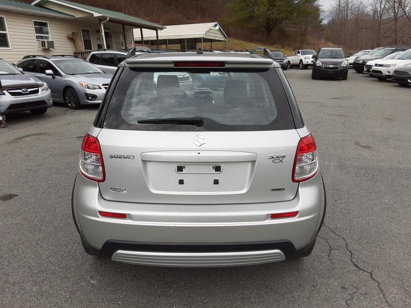 Suzuki SX4 2009 price $5,995