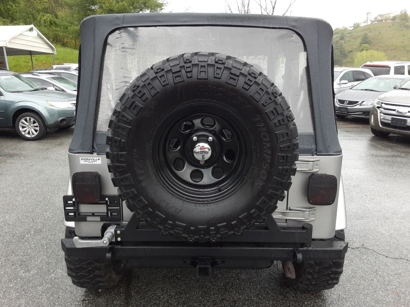 Jeep TJ 2001 price $10,995