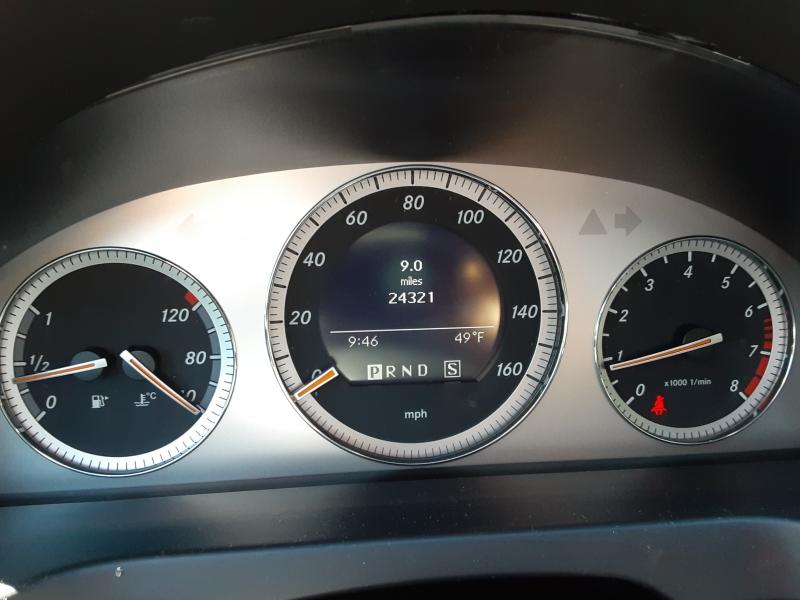 Mercedes-Benz C-Class 2008 price $12,995