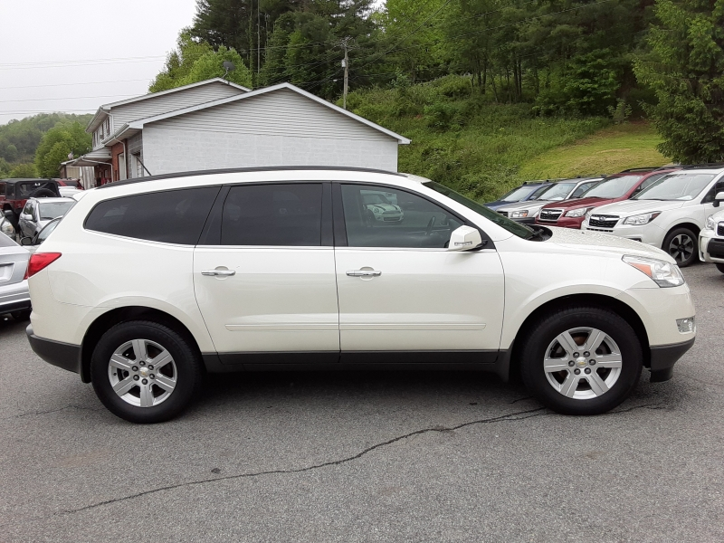 Chevrolet Traverse 2012 price $9,995