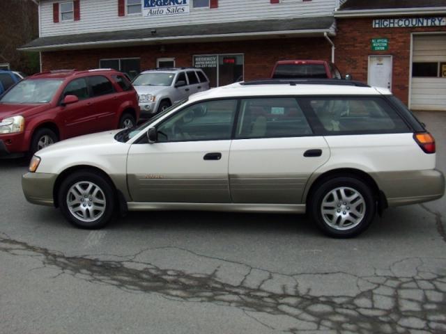 2003 legacy wagon