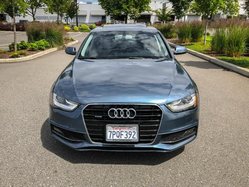 Audi A4 2016 price $16,999