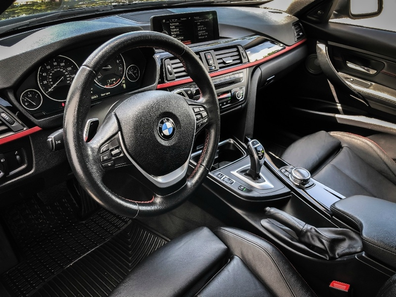 BMW 3-Series 2014 price $16,999