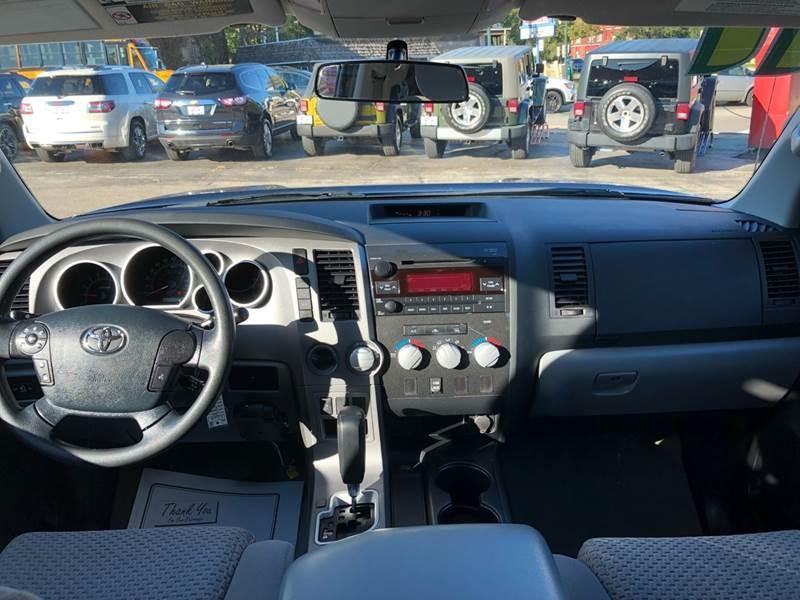 Toyota Tundra 2011 price $17,495