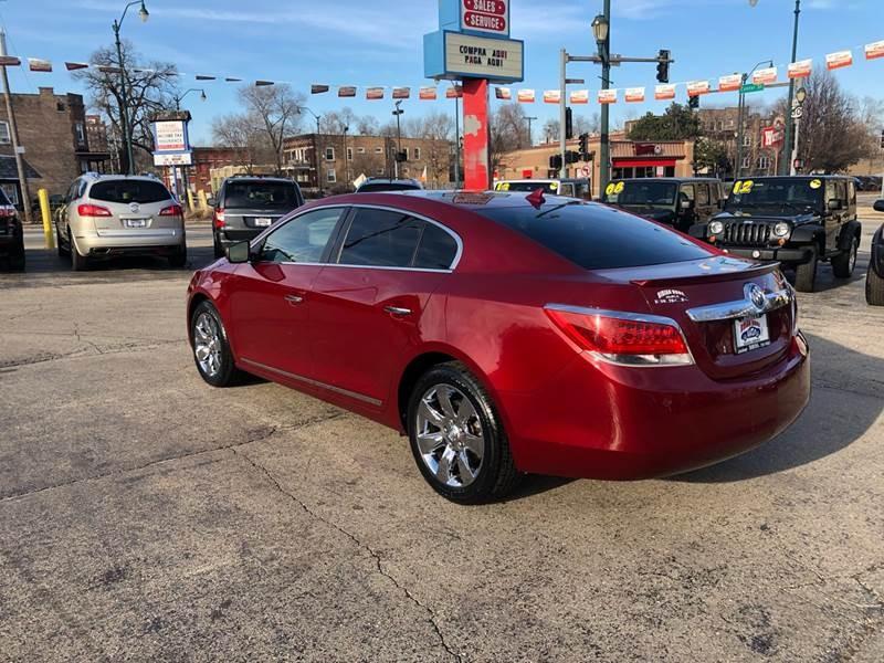 Buick LaCrosse 2011 price $9,995