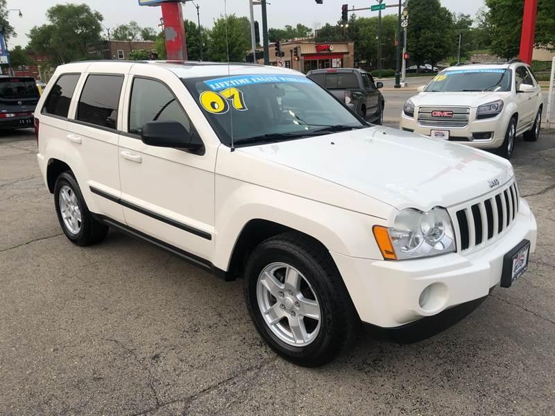 Jeep Grand Cherokee 2007 price $8,995