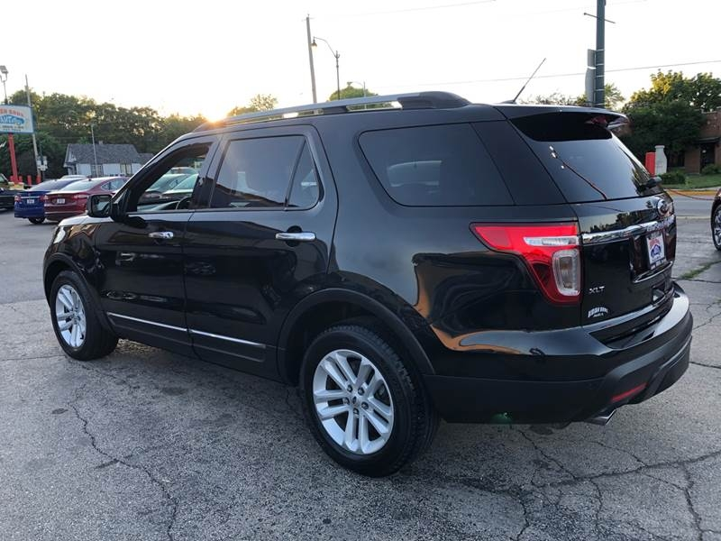 Ford Explorer 2014 price $15,995