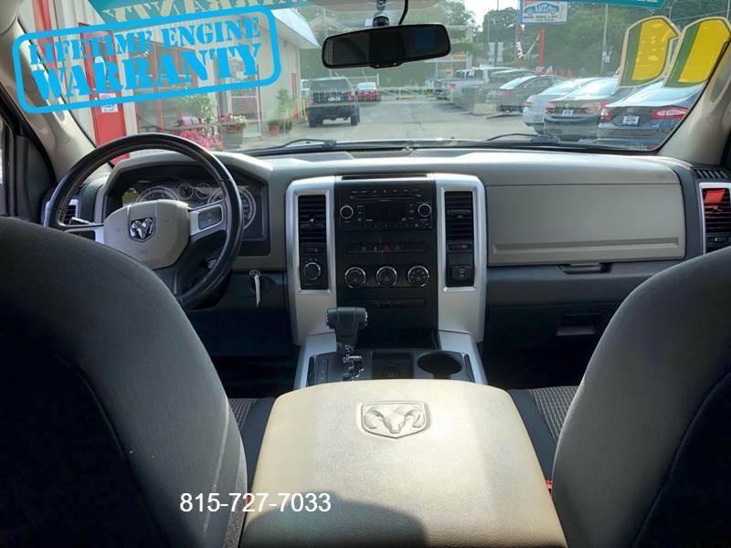 RAM Ram Pickup 1500 2011 price $16,000