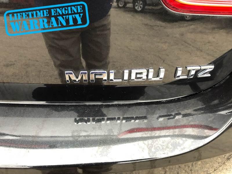Chevrolet Malibu 2013 price $9,995