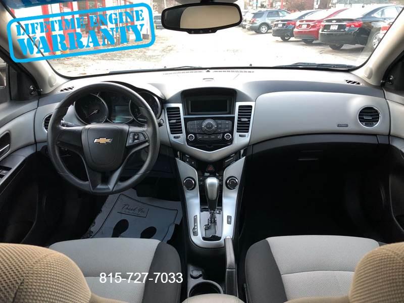 Chevrolet Cruze 2011 price $7,995
