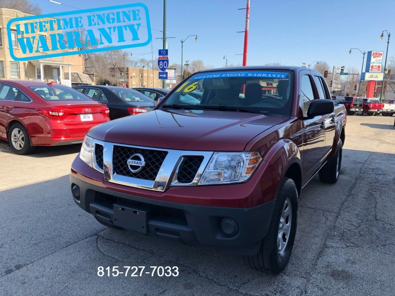 Nissan Frontier 2016 price $14,995