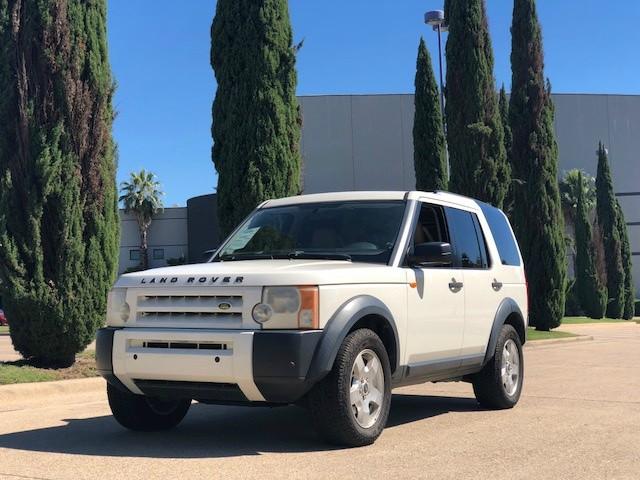 2005 Land Rover LR 3