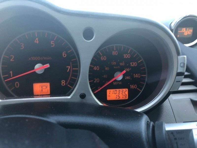 Nissan 350 Z 2006 price $9,988