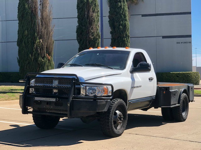 2004 Dodge Ram 3500 ST for sale VIN: 3D7MU46C64G117846