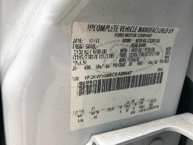 Ford Super Duty F-350 DRW 2012 price $14,988