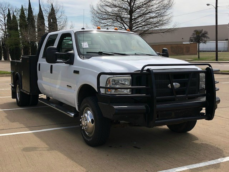Ford Super Duty F-350 DRW 2007 price $12,388