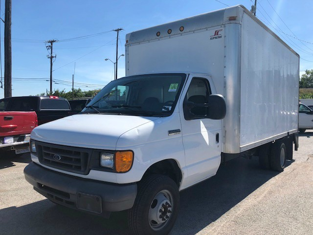 Ford Econoline Commercial Cutaway 2007 price $21,988