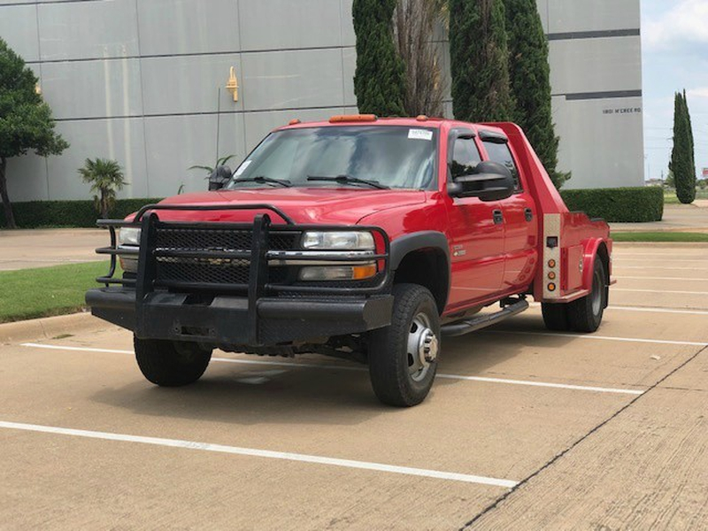 Chevrolet Silverado 3500HD 2002 price $12,488