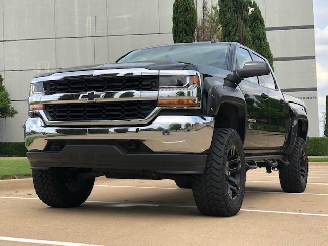 Chevrolet Silverado 1500 2016 price $29,488