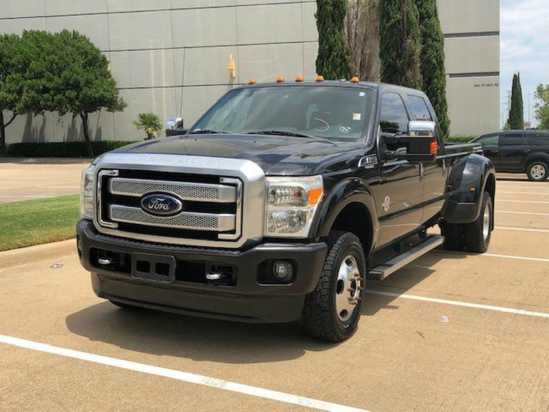 Ford Super Duty F-350 DRW 2014 price $35,988