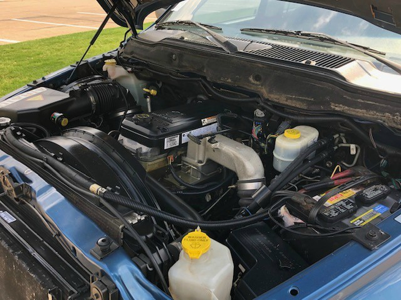 Dodge Ram 3500 2005 price $10,988