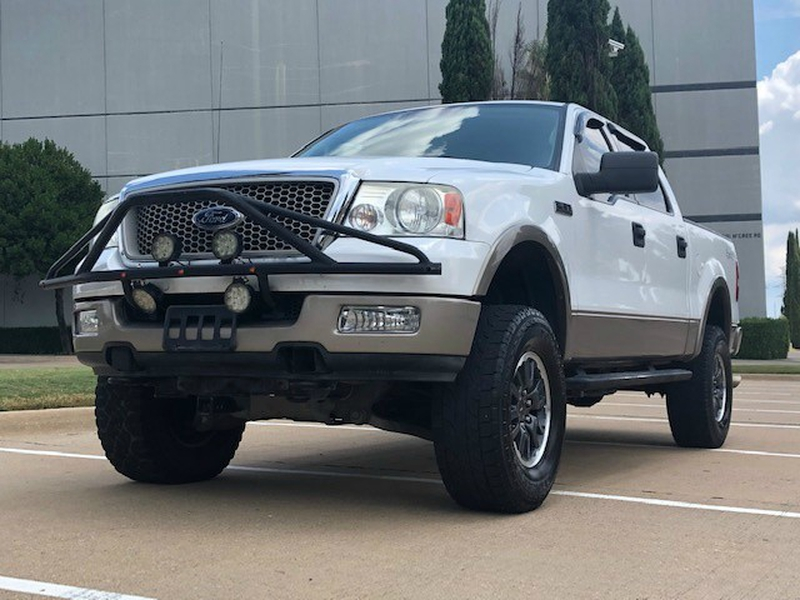 Ford F-150 2004 price $7,888