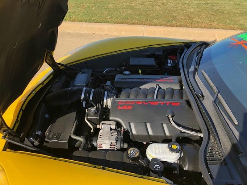 Chevrolet Corvette 2005 price $14,888