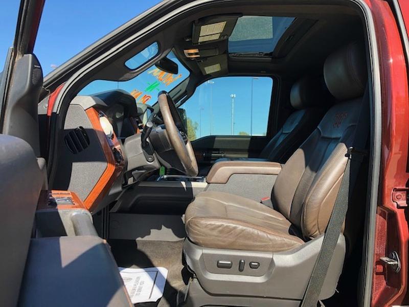 Ford Super Duty F-250 2015 price $27,888