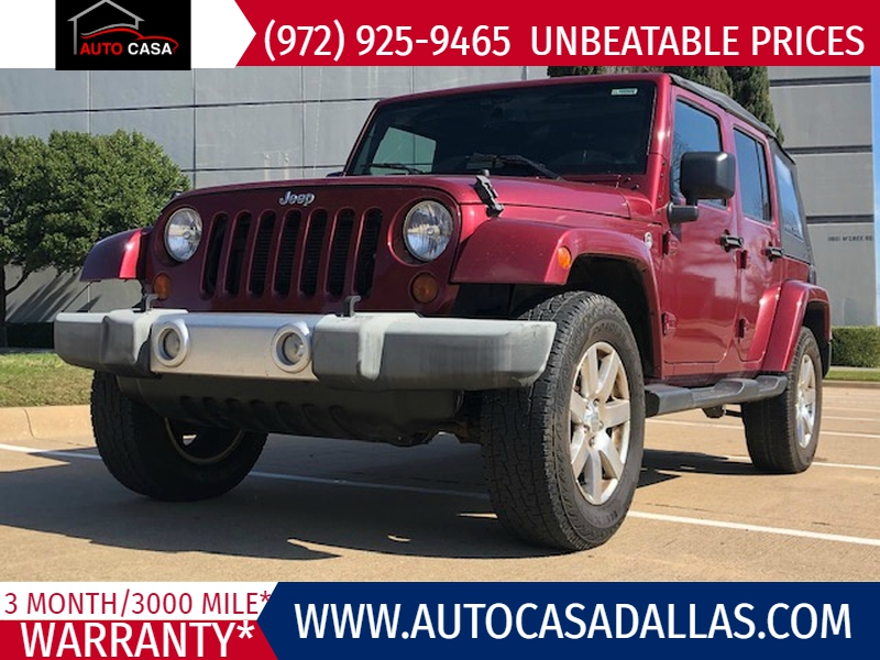 Jeep Wrangler Unlimited 2013 price $16,788