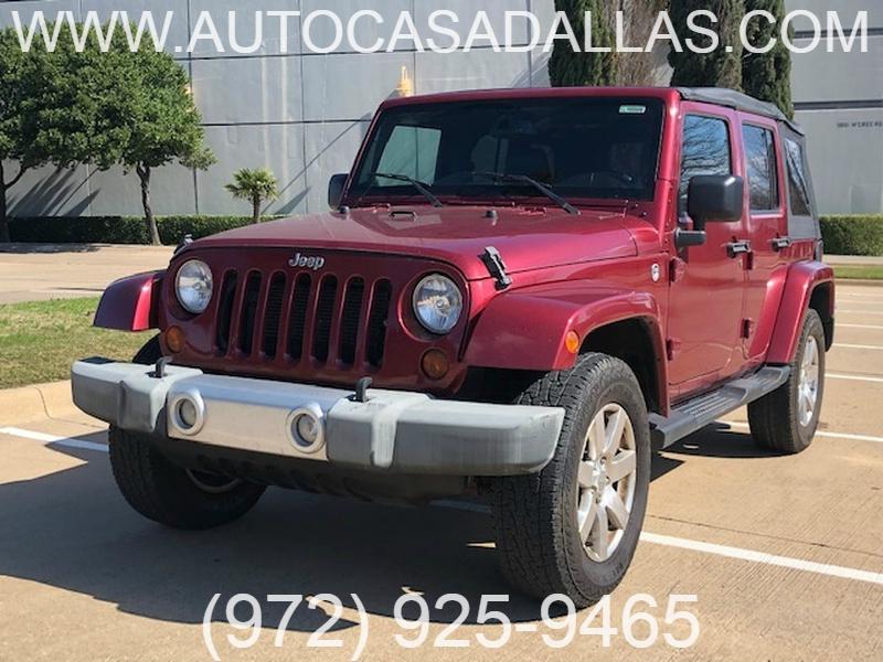 Jeep Wrangler Unlimited 2013 price $16,788