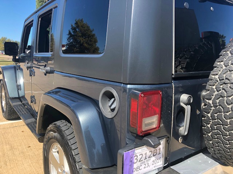 Jeep Wrangler 2008 price $14,988